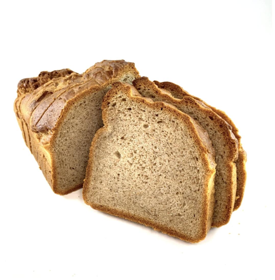 Gluten Free Buckwheat Bread