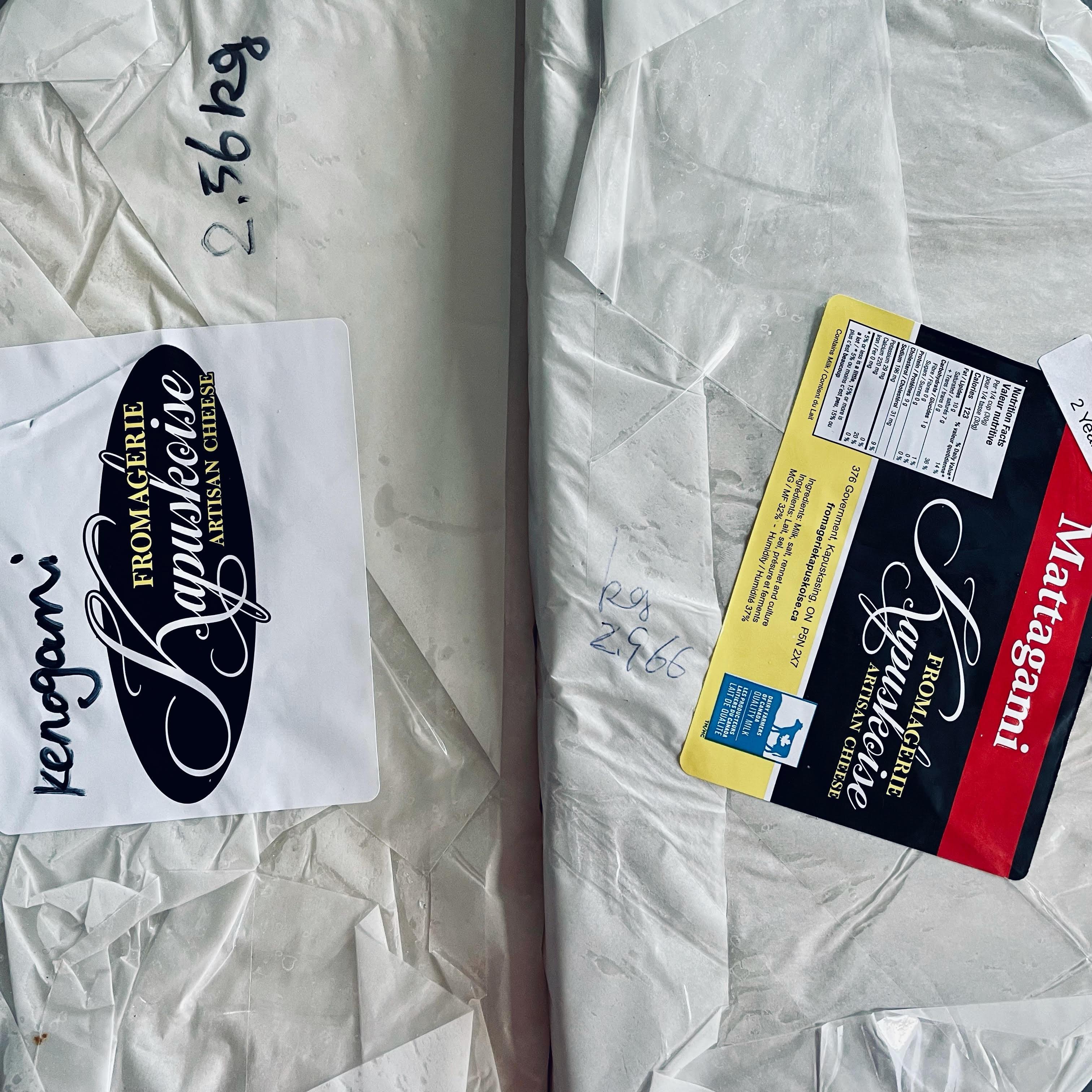 Fromagerie Kapuskoise-Artisan Cheese Box